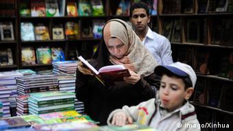 Ägypten Kairo Buch Lesen
