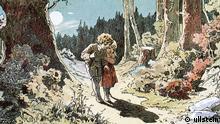 Illustration - Hänsel und Gretel