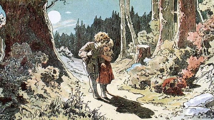 Illustration - Hänsel und Gretel (Foto: Ullstein)