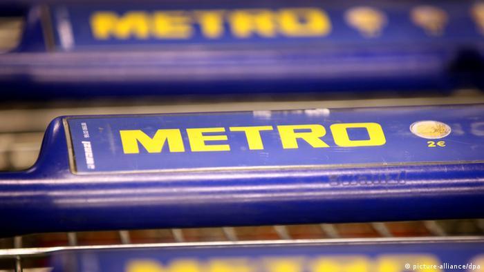 Logo Metro Handelskette