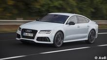 2) Audi RS7 Sportback 2013 (c) Audi Nur für redaktionelle Zwecke
