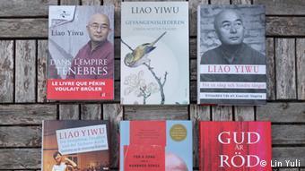 Titelbild : ©Lin Yuli (Datum: 23.08.2013)  Schlagworte: Liao Yiwu、China  Inhalt: Die Werke von dem chinesischen Autor Liao Yiwu wurden in mehrere Sprachen übersetzt.