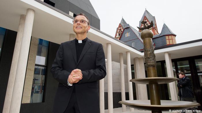 Franz-Peter Tebartz-van Elst, Bishop of Limburg (photo via dpa)