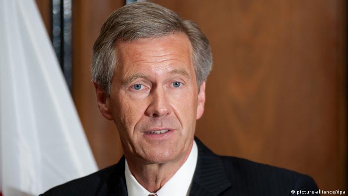 Fostul preşedinte Christian Wulff