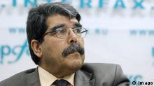 Syrien Vorsitzender der Kurdenpartei PYD Salih Muslim Mohammed
