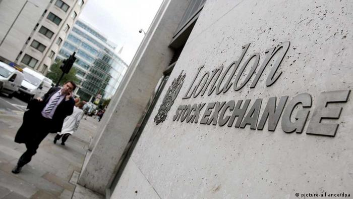 London Stock Exchange (picture-alliance/dpa)