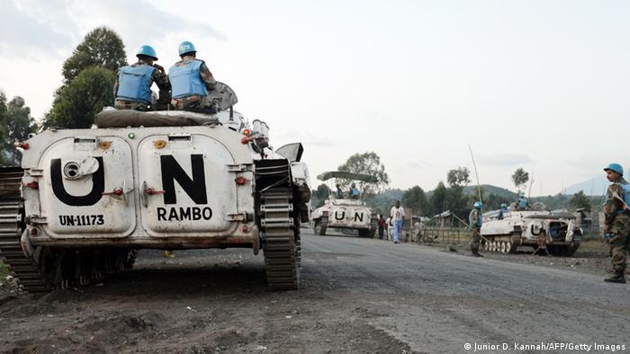 Миротворці ООН у Демократичній Республіці Конго
