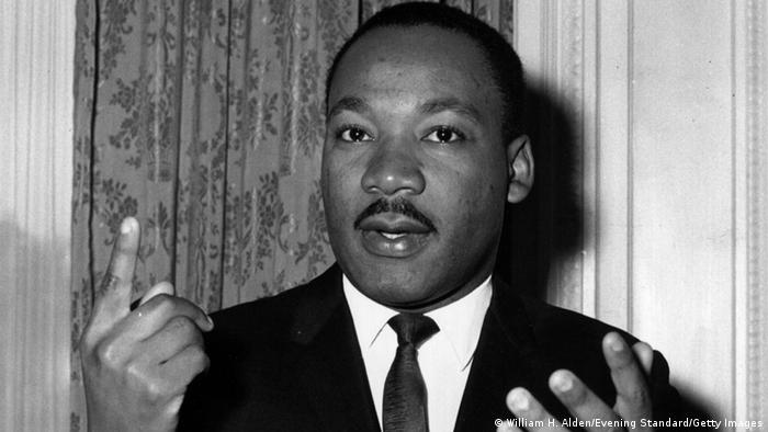 Martin Luther King 1963 (William H. Alden/Evening Standard/Getty Images)