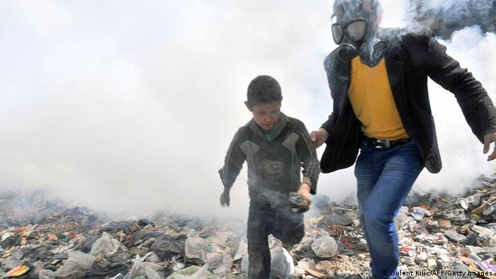 Kemijsko oružje svoju primjenu pronalazi i u ratu u Siriji