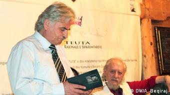Në foto, Safet Hadrovic