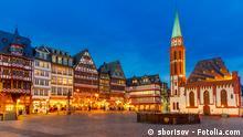 Historische Stadtmitte in Frankfurt