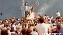 Deutschland Flugunglück in Ramstein 1988