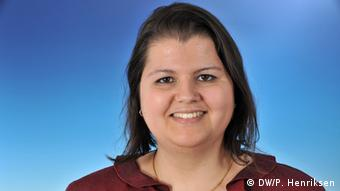 Priya Esselborn is the head of the Hidi deparment at DW (Photo: DW)