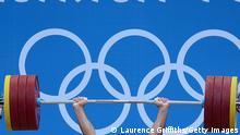 Symbolfoto Gewichtheben