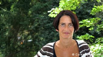 Cora Kepka, Psychologin mit dem Fachgebiet Kriegsenkel
