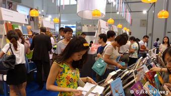 German literature at the book fair in Beijing