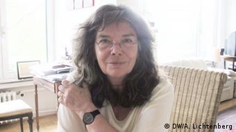 Interviewtermin mit Sabine Bode
