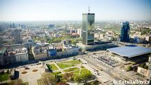 Warszawa - panorama Aufnahmedatum: 29.4.2012 Copyright: bzyxx - Fotolia