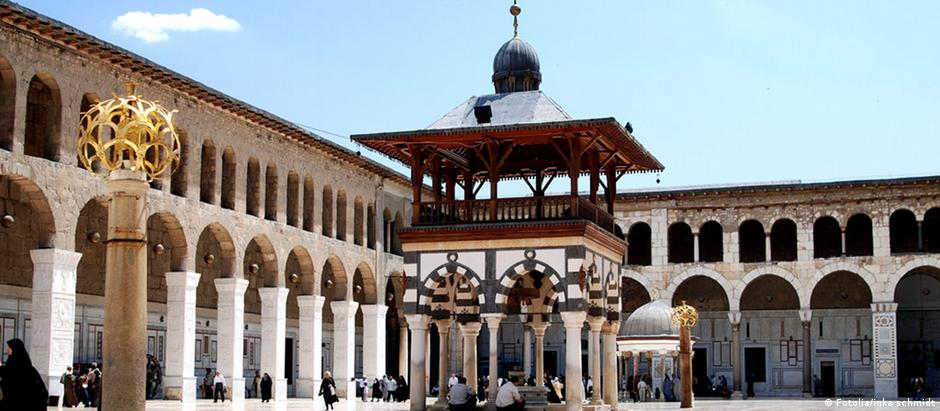 Grande Mesquita de Damasco
