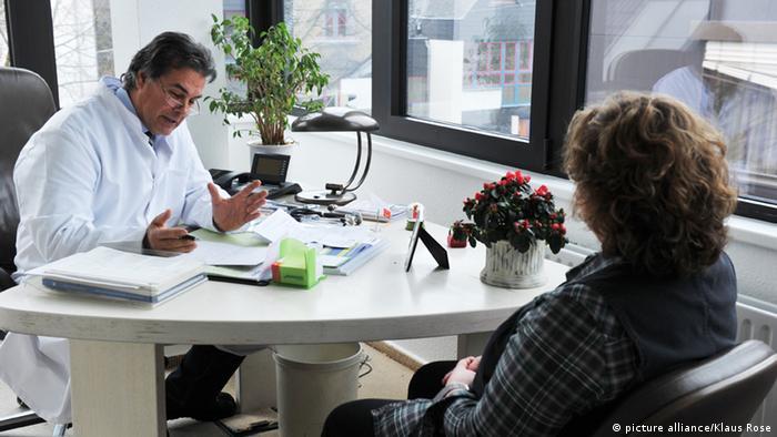 Facharztpraxis für Neurologie und Psychiatrie Foto: Klaus Rose