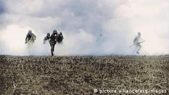 به کارگیری گازهای سمی در جنگ جهانی اول