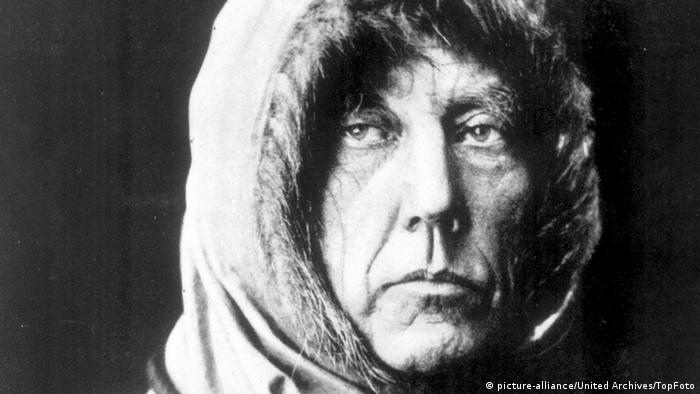100 Jahre Amundsen am Südpol (picture-alliance/United Archives/TopFoto)
