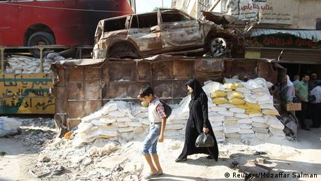 Galerie Leben und Alltag der syrischen Zivilbevölkerung im Bürgerkrieg