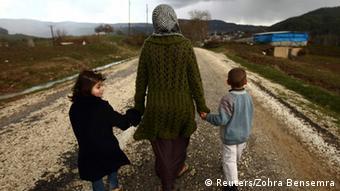 Galerie Leben und Alltag der syrischen Zivilbevölkerung im Bürgerkrieg (Reuters/Zohra Bensemra)