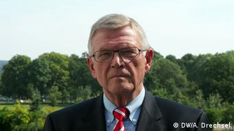 General a.D. Egon Ramms (Foto: DW/A. Drechsel)