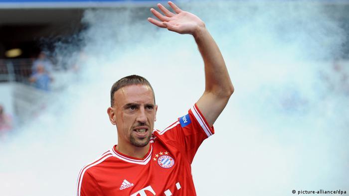 Franck Ribery (picture-alliance/dpa)