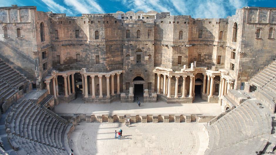 Rebeldes assumem controle de cidade histórica na Síria   DW   25.03.2015