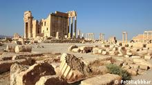 #40770089 - Relics of Palmyra in Syria © bbbar ***FREI FÜR SOCIAL MEDIA***