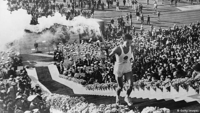 Olympiade in Tokio 1964