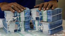 Banknoten Rupiah