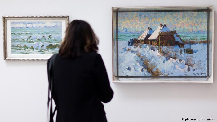 Neues Kunstmuseum in Ahrenshoop (picture-alliance/dpa)