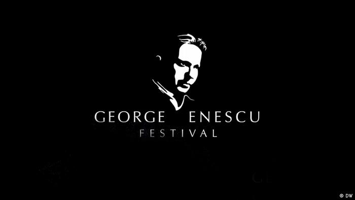 Enescu-Festival in Bukarest Logo