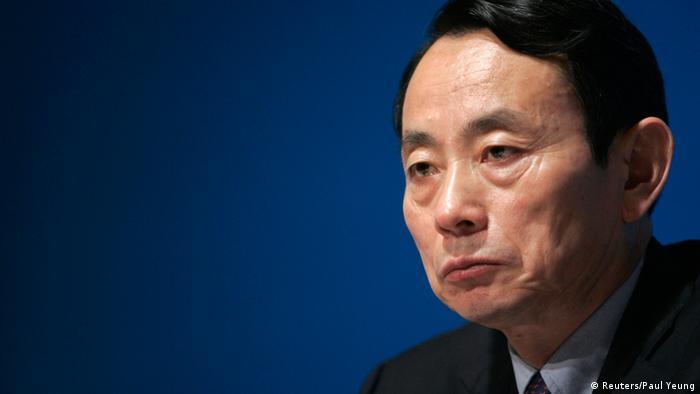 Jiang Jiemin (Reuters/Paul Yeung)