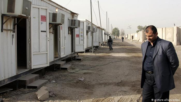 Camp Liberty pored Bagdada