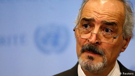 دي ميستورا يقترح ″تجميد″ النزاع في بعض مناطق سوريا   أخبار   DW.DE   31.10.2014