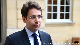 Matthias Fekl, Parlamentsabgeordneter der französischen Sozialisten (Foto: MARTIN BUREAU/AFP/Getty Images)
