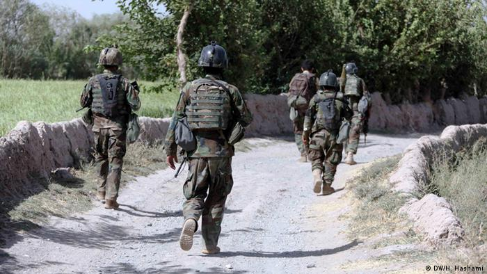 Afghan National Army ANA Afghanistan
