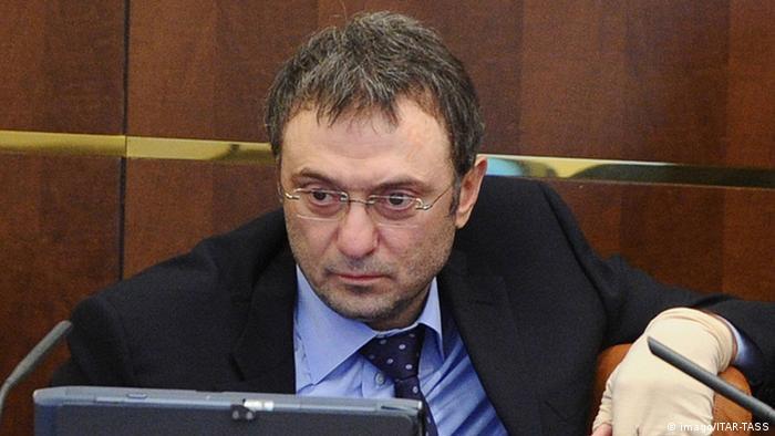 Russischer Milliardär und Abgeordneter Sulejman Kerimow Archiv 2011 (imago/ITAR-TASS)