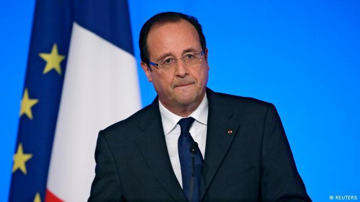 President 2013 France France's President Francois