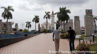 Angola Katholiken Pilger