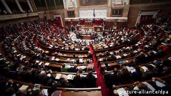 Στα δύο σώματα του γαλλικού Κοινοβουλία το θέμα της αναγνώρισης του παλαιστινιακού κράτους