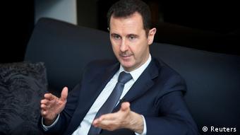 Sirijski predsjednik Assad