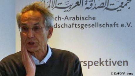 Sprachwissenschaftler Andreas Unger