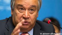 Antonio Guterres UNHCR 23.08.2013 in Genf