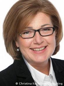 Christina Kock, Dom Consulting