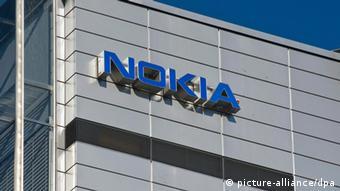 Bildergalerie Nokia Firmenlogo